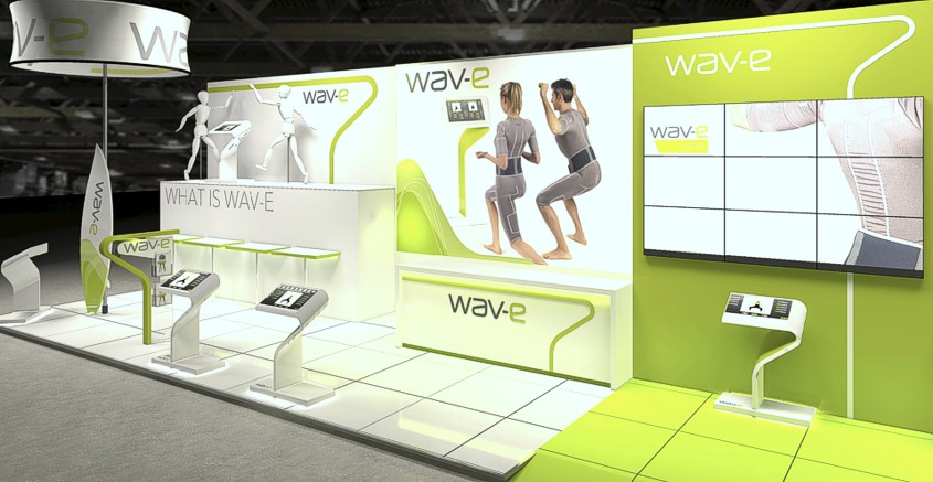 wave messestand 2015 2